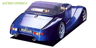 MORGAN AERO8