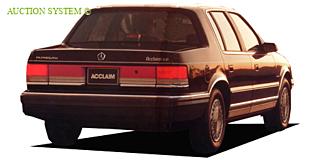 クライスラーの中古車 クライスラー アクレイムの中古車