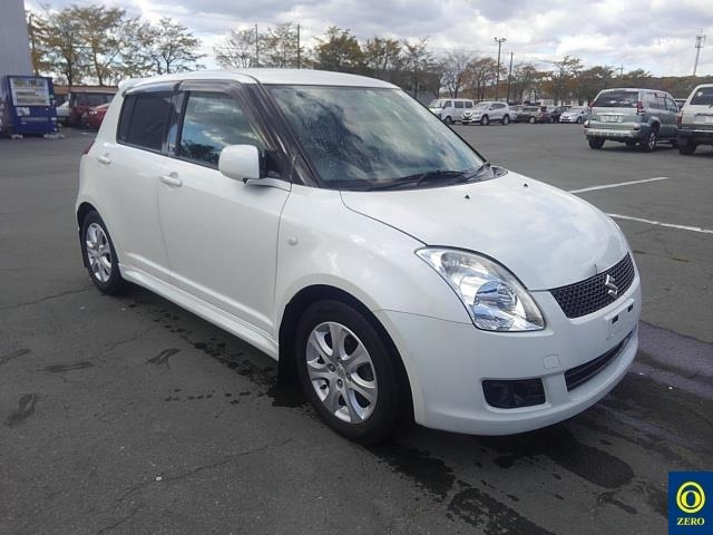 SUZUKI SWIFT 2009 1300 фото 1