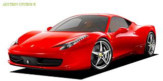 フェラーリの中古車 458イタリアの中古車
